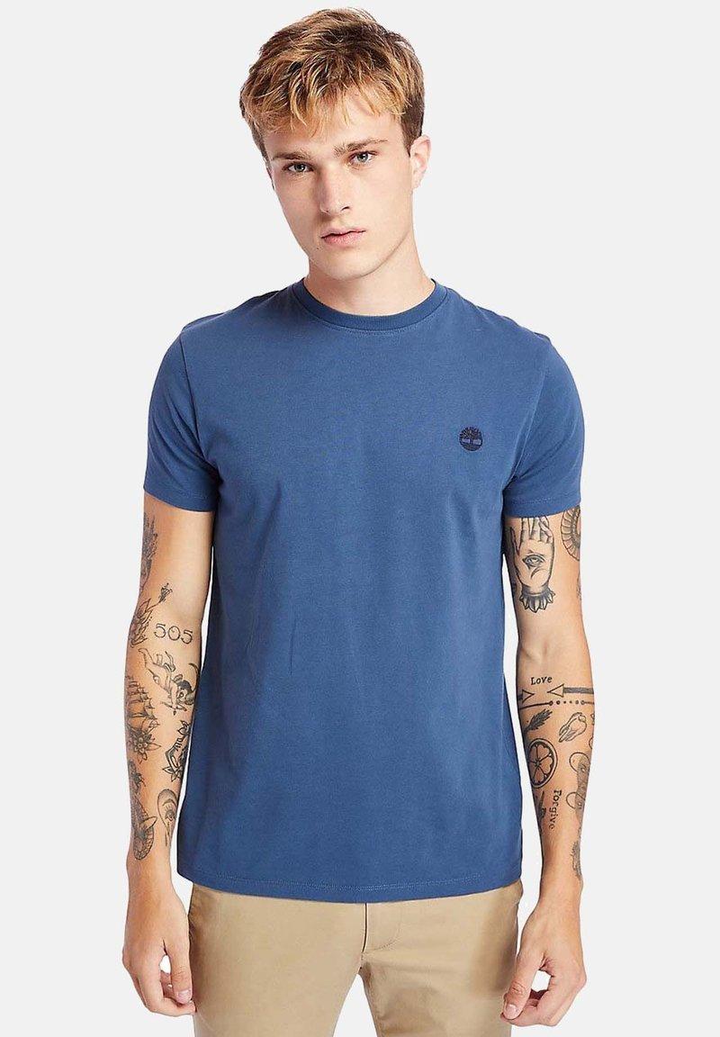 Timberland - Basic T-shirt - dark denim