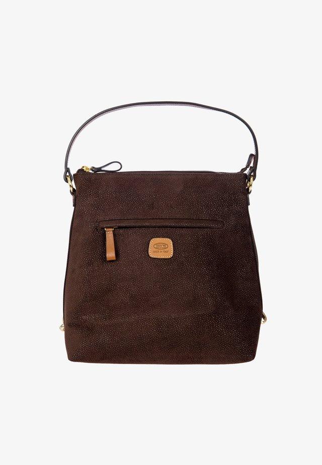 GIORGIA  - Handbag - braun-tabak
