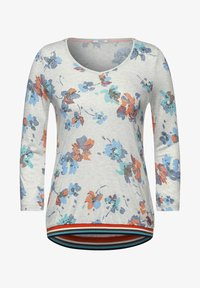 Cecil - Long sleeved top - weiß - 3
