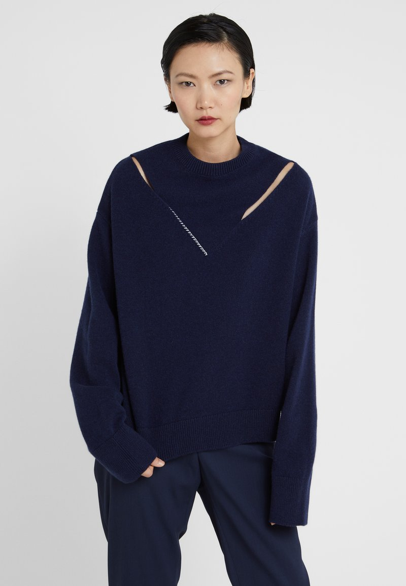 MRZ - Jumper - drak blue