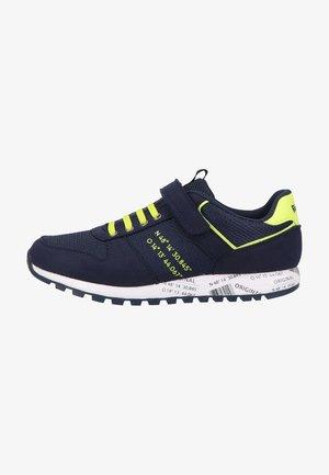 Trainers - atlantic/neon yellow