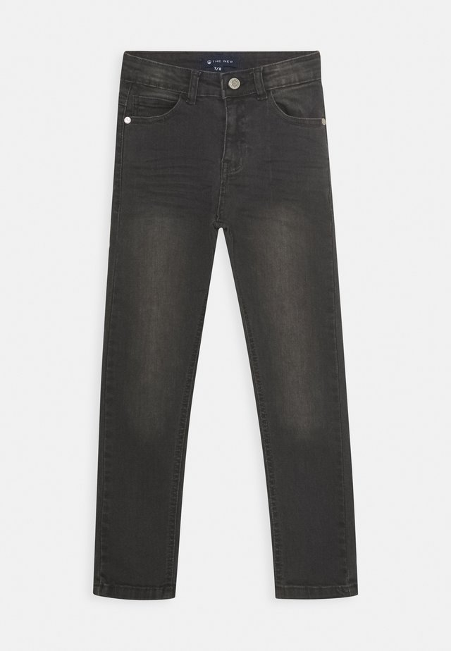 COPENHAGEN - Slim fit jeans - light grey
