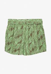 Noisy May Petite - NMFLORA - Shorts - kalamata/green ash - 1
