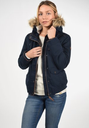 ANNIKA - Winter jacket - dark blue