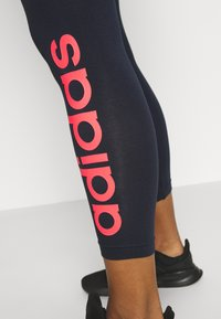 adidas Performance - LIN - Tights - dark blue