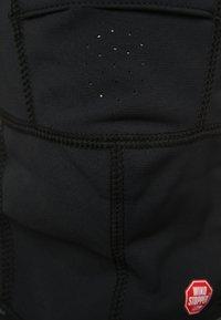 Ziener - IQUITO - Gorro - black - 4