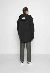 TOM TAILOR - Winter coat - black - 3