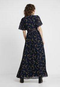 Apart - PRINTED DRESS - Maxi dress - midnightblue/multicolor - 2