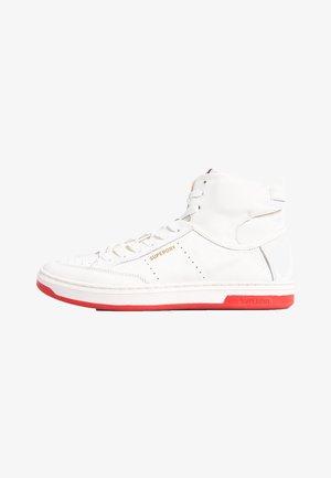 PREMIUM BASKET LUX  - Sneakers hoog - off white