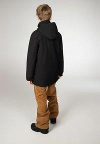 Protest - BRAVE JR  - Snowboard jacket - true black - 2