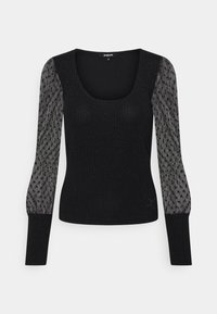 Desigual - Sweter - black - 0