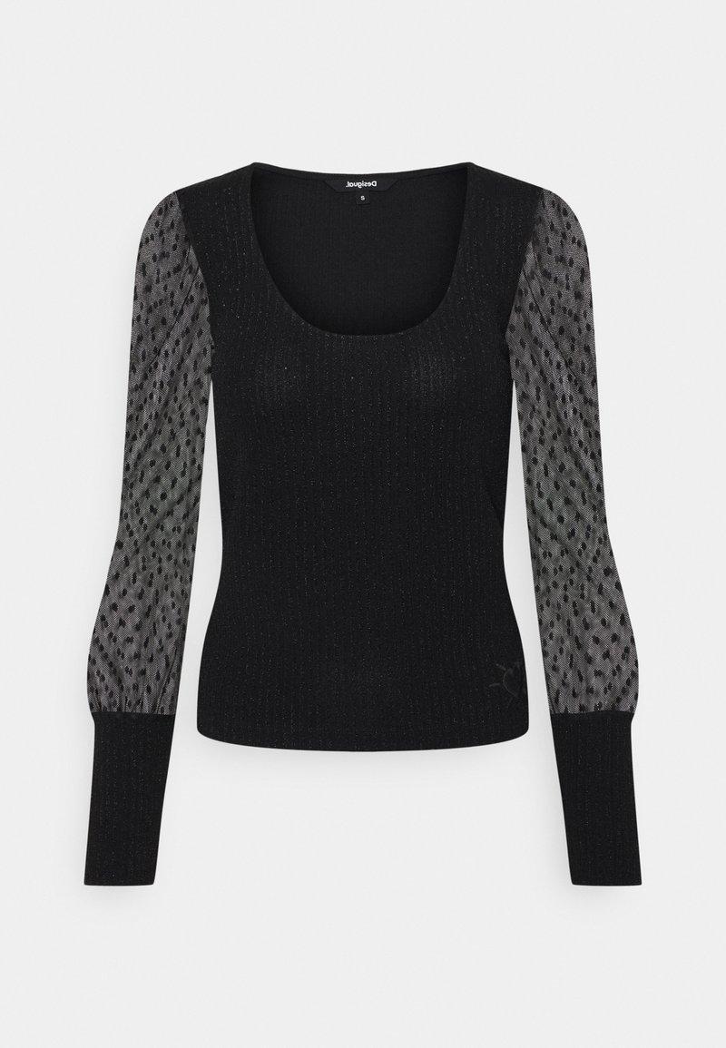 Desigual - Sweter - black