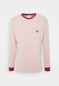 adidas Originals - SAMSTAG TERRY - Long sleeved top - pink - 4