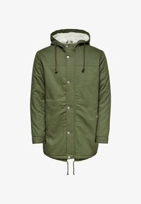 Only & Sons - Winter coat - olive night - 0