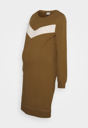 LUCIA DRESS - Vestido informal - nutria