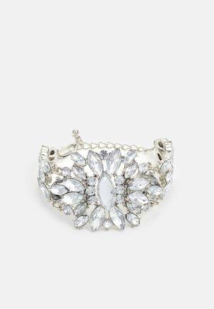 PCBIRD BRACELET  - Bracelet - silver colour/clear
