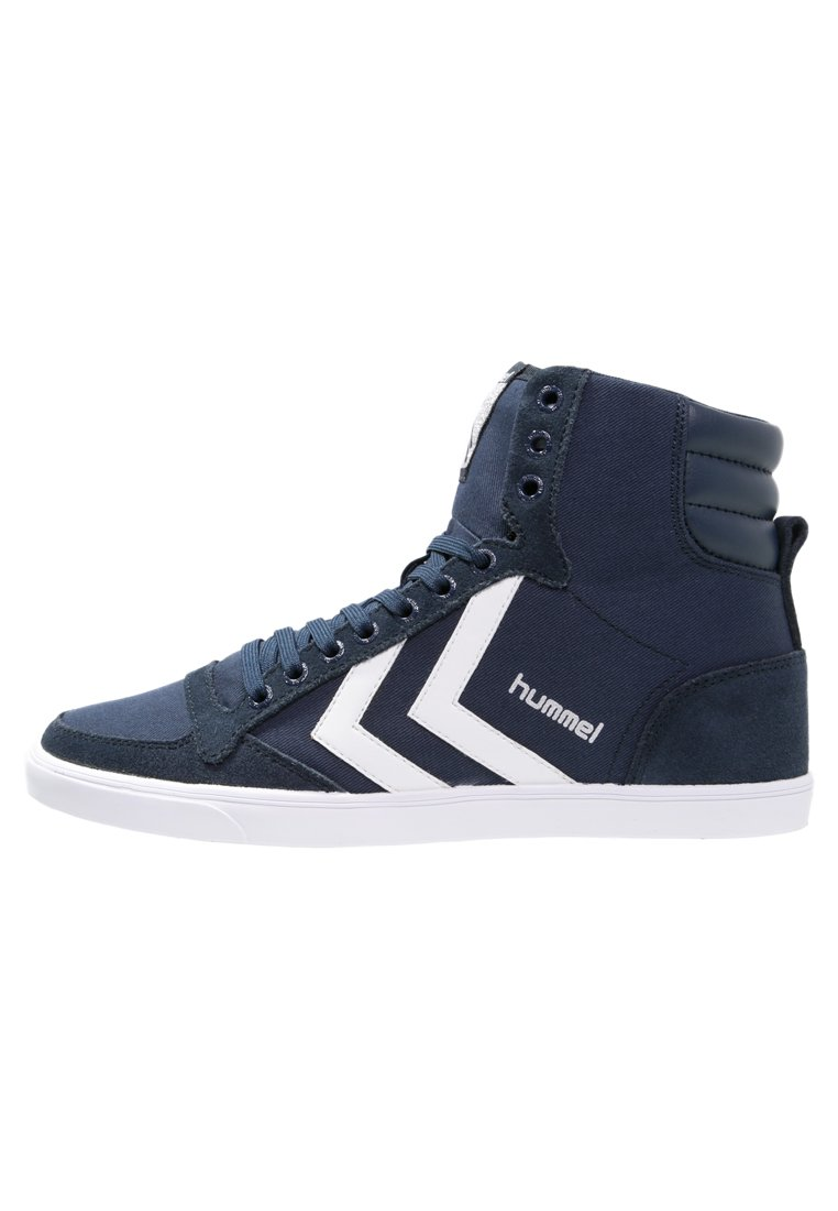 Hummel SLIMMER STADIL Joggesko dress bluewhite Zalando.no
