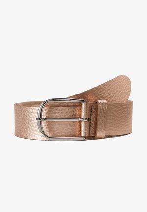 Belt - rosegold
