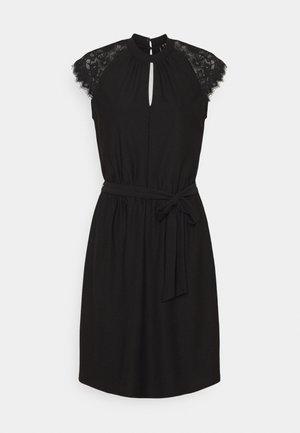 VMMILLA SHORT DRESS - Sukienka letnia - black