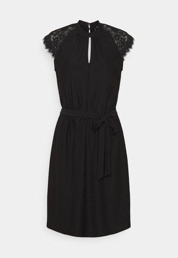 VMMILLA SHORT DRESS - Day dress - black