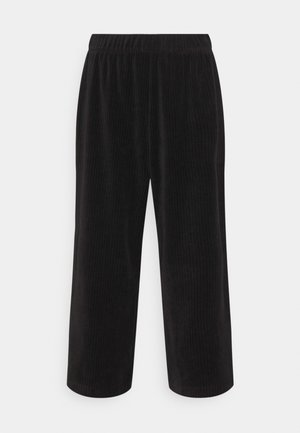CORIE TROUSERS - Trousers - black dark