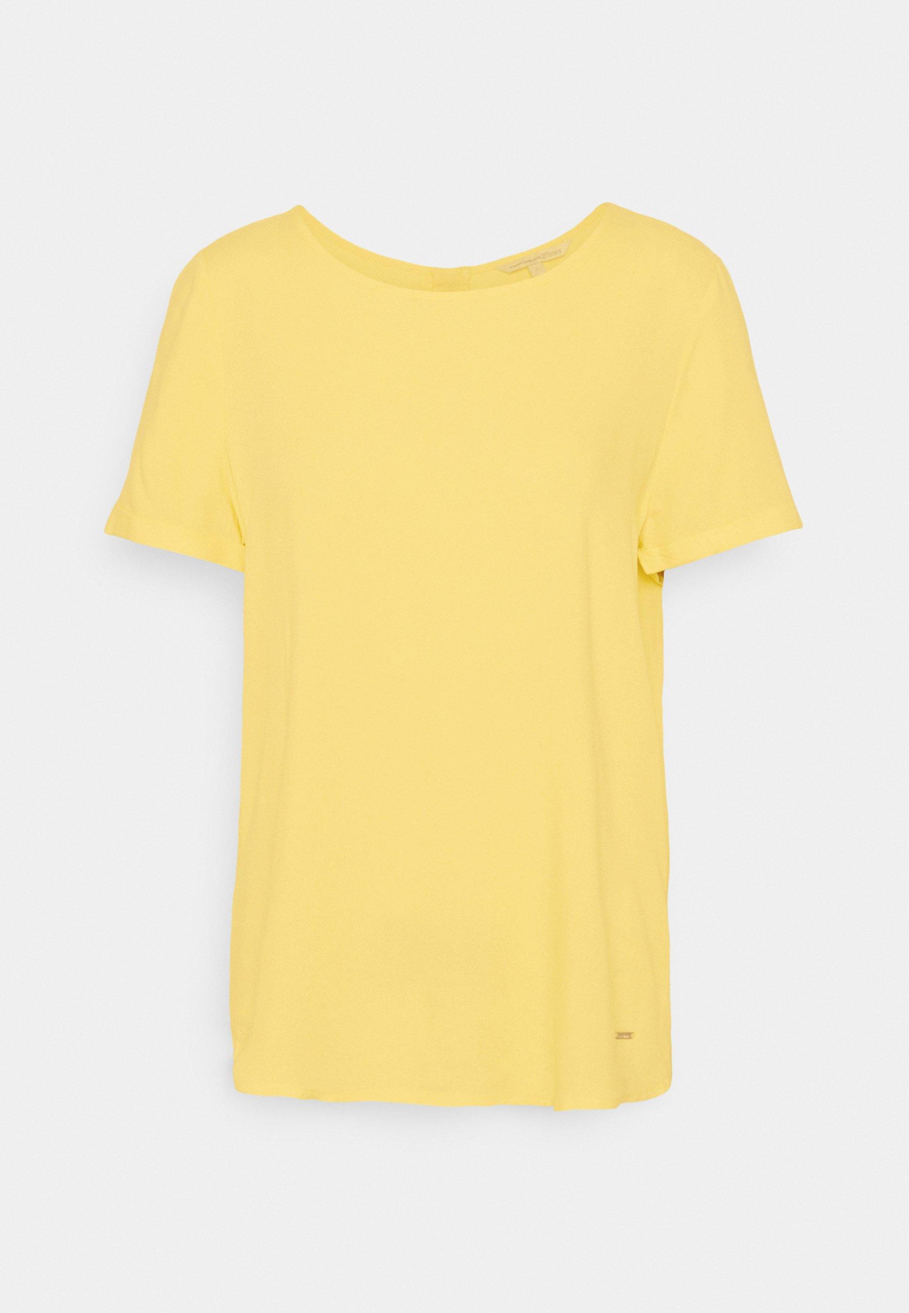 Femme FEMININE WITH ZIPPER - T-shirt imprimé