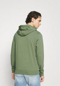 Esprit - Zip-up hoodie - light khaki - 2