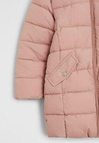 Mango - ALILONG - Abrigo de invierno - rosa - 2