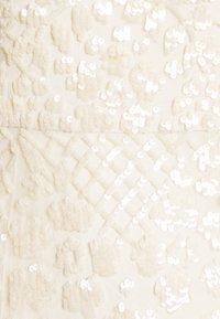 Needle & Thread - AURELIA LONG SLEEVE GOWN - Iltapuku - champagne - 6