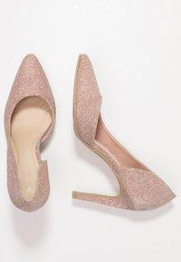Marco Tozzi - High heels - rose metallic - 3