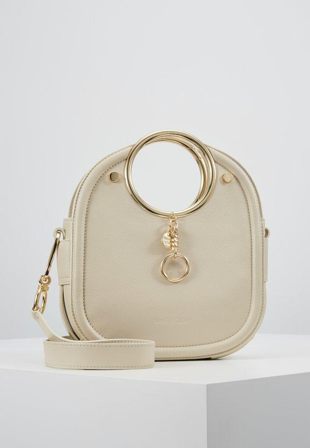 Handbag - cement beige