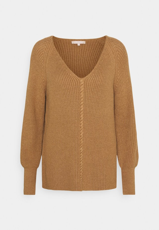 Pullover - dijon