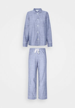 SLEEP SET - Pyžamová sada - family chambray