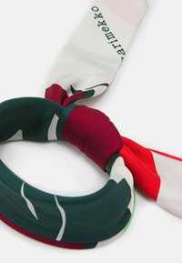 Marimekko - JOSINA ISO MEHU SCARF - Foulard - green/red - 1