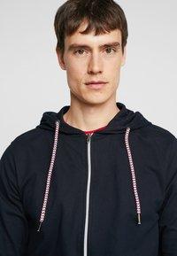 Tiffosi - DRAKE - Zip-up hoodie - blue - 3