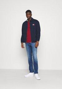 Tommy Jeans - CASUAL JACKET - Veste légère - blue - 1