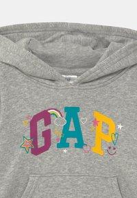 GAP - TODDLER GIRL LOGO  - Hoodie - light grey - 2