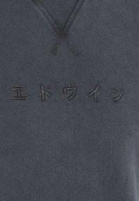 Edwin - KATAKANA - Sweatshirt - ebony - 2