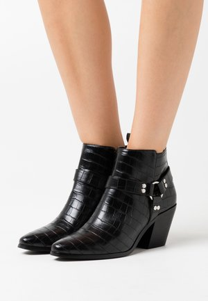 BIACLEMETIS  - Ankle boots - black