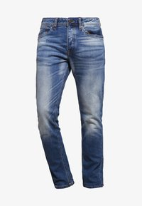 Jack & Jones - JJIMIKE JJORIGINAL  - Jeans Straight Leg - blue denim - 5