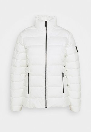 CLAVIERE WOMAN JACKET - Kurtka zimowa - off white