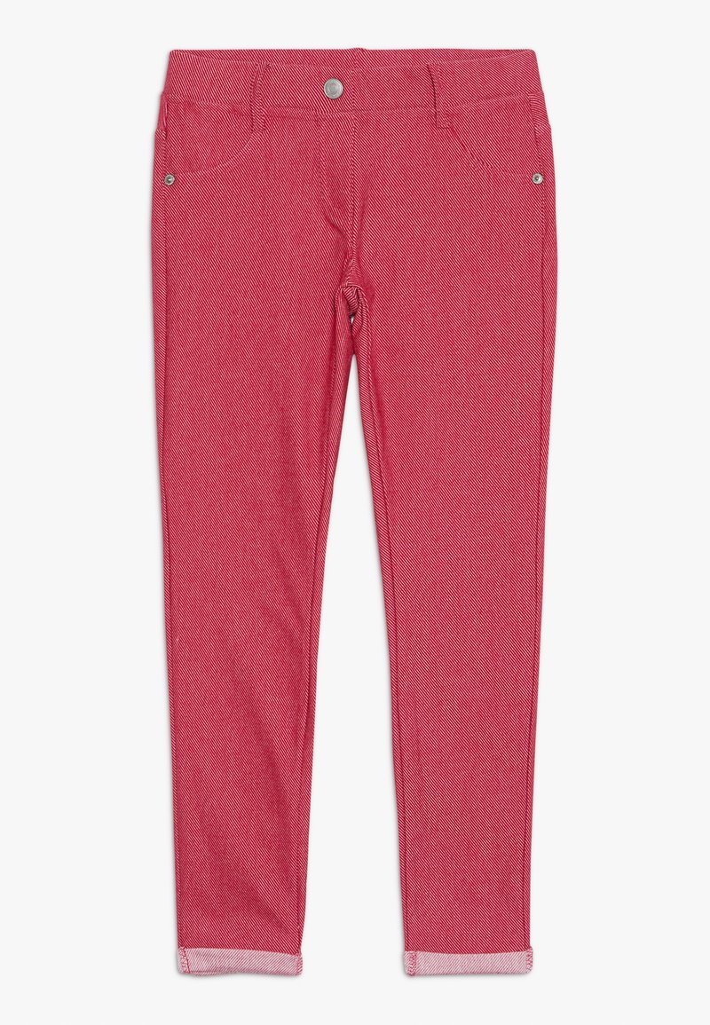 Benetton - TROUSERS - Trousers - red