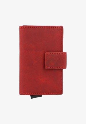 Visitekaarthouder - red