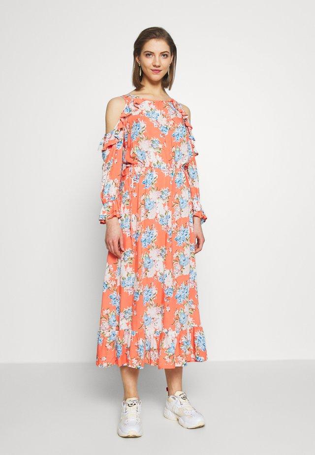BACH - Day dress - corail