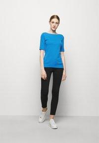 Lauren Ralph Lauren - JUDY - Basic T-shirt - captain blue - 1