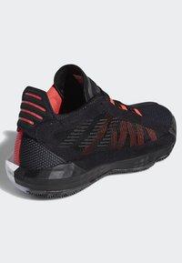 adidas Performance - DAME 6 SHOES - Basketball shoes - black - 3