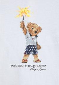 Polo Ralph Lauren - ONE PIECE SHORTALL - Combinaison - white - 2