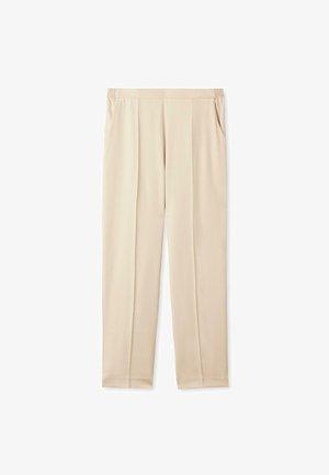 ZIGARETTEN - Trousers - natürlich