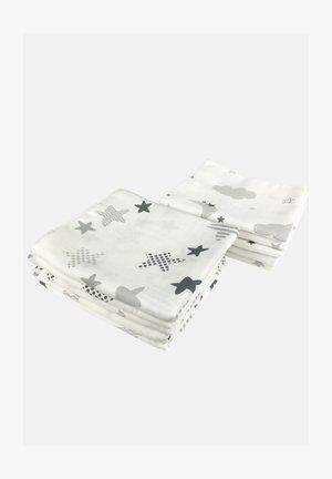 10 PACK  - Muslin blanket - 5 wolken 5 sterne