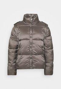 Gestuz - KADI JACKET - Winter jacket - earth - 6